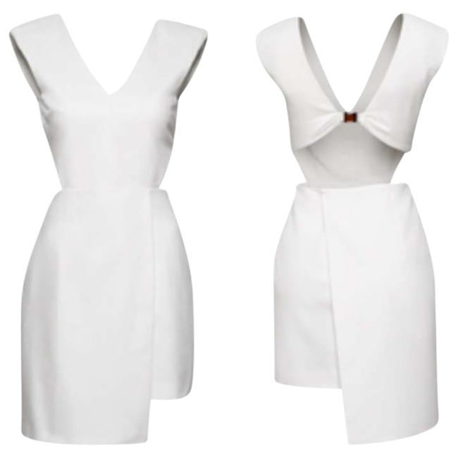 Preload https://item3.tradesy.com/images/h-and-m-white-fashion-star-for-above-knee-night-out-dress-size-12-l-205512-0-0.jpg?width=400&height=650