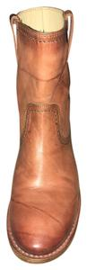 Frye Saddle (brown) Boots
