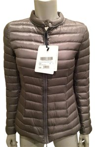Moncler Parka Damas Grey Jacket