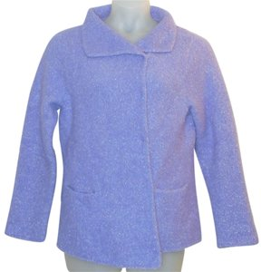 Eileen Fisher Purple Jacket