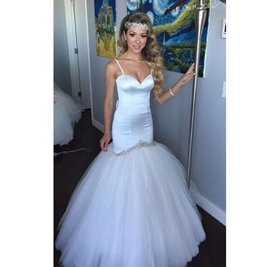 Custom Made Gown Wedding Dress