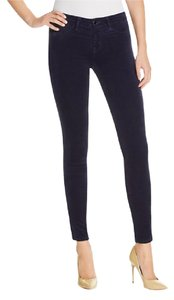 J Brand 7 For All Page Frame Skinny Jeans-Dark Rinse