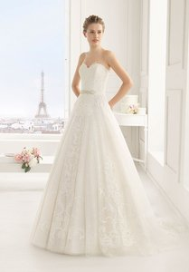 Rosa Clar Elenco 9a124 Wedding Dress