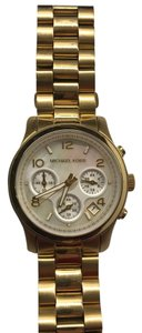 Michael Kors Michael Kors Oversized Gold Watch