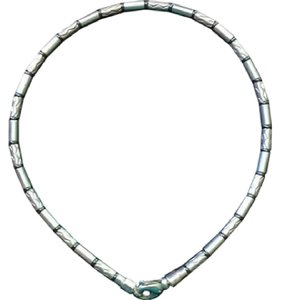 Tiffany & Co. Tiffany & Co Etched Bead Necklace