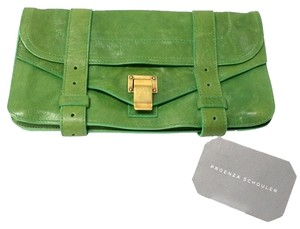 Proenza Schouler Proenza Schouler PS1 Luxury Signature Evergreen Limited Ed Pochette