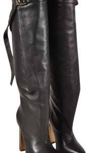 Derek Lam black. papa leather Boots