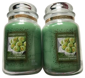 Other SET OF 2- NEW YANKEE CANDLE LARGE JARS 22OZ