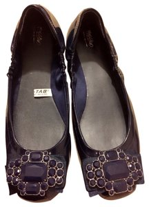 Mossimo Supply Co. Navy Blue Flats