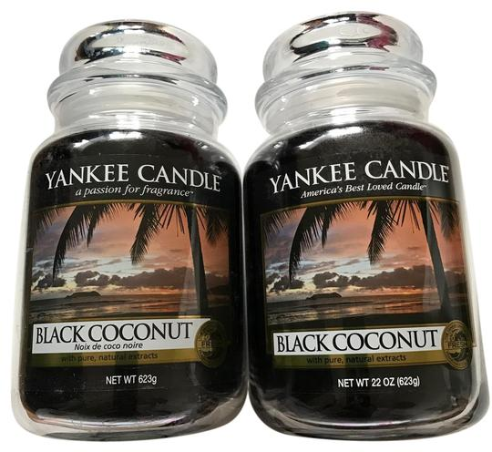 Preload https://img-static.tradesy.com/item/20551692/other-black-coconut-set-of-2-new-yankee-candle-large-jars-22oz-20551692-0-1-540-540.jpg