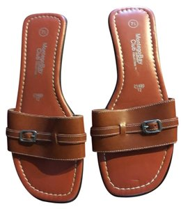 Montego Bay Club orange Sandals