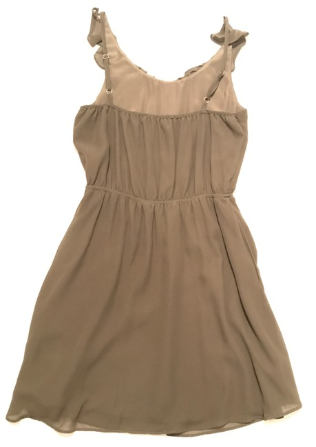 BCBGeneration short dress Olive Green Sexy Cocktail Party on Tradesy Image 1