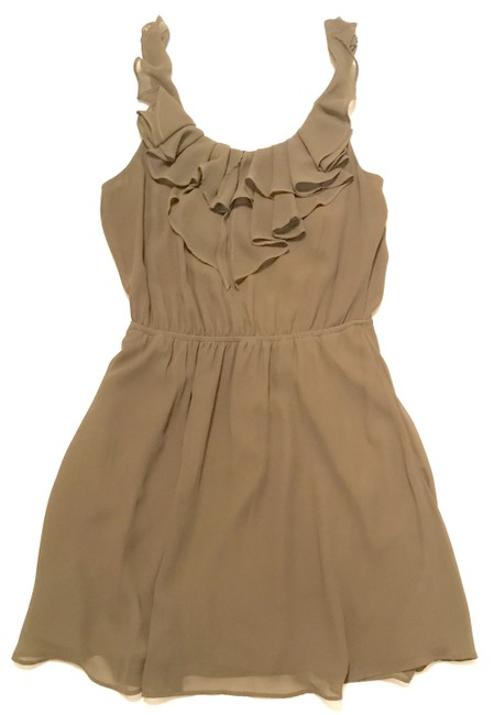 BCBGeneration short dress Olive Green Sexy Cocktail Party on Tradesy Image 10