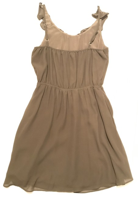 BCBGeneration short dress Olive Green Sexy Cocktail Party on Tradesy Image 11