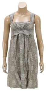 Stella McCartney short dress Beige on Tradesy