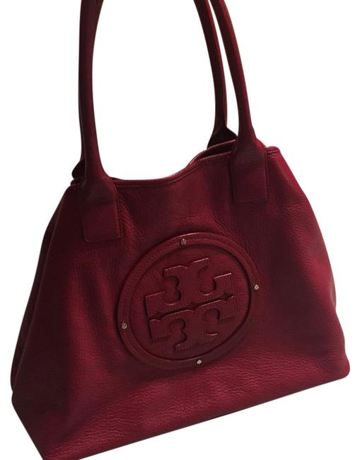 Item - Moonlighting French Red/Shiraz Leather Hobo Bag