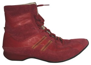 Diesel red, beige Athletic