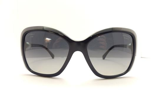 6e5c710d94 Chanel Sunglasses Square Black