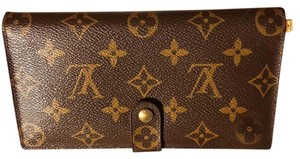 Louis Vuitton Monogram French Wallet