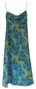 Blue green Maxi Dress by Lilly Pulitzer