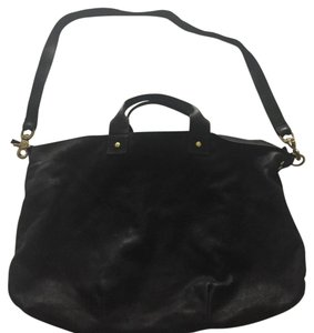 Clare V. Black Messenger Bag