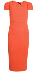Roland Mouret Classic Jawdropping One Of A Kind Dress