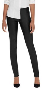 The Limited Faux Leather Pant Black Leggings