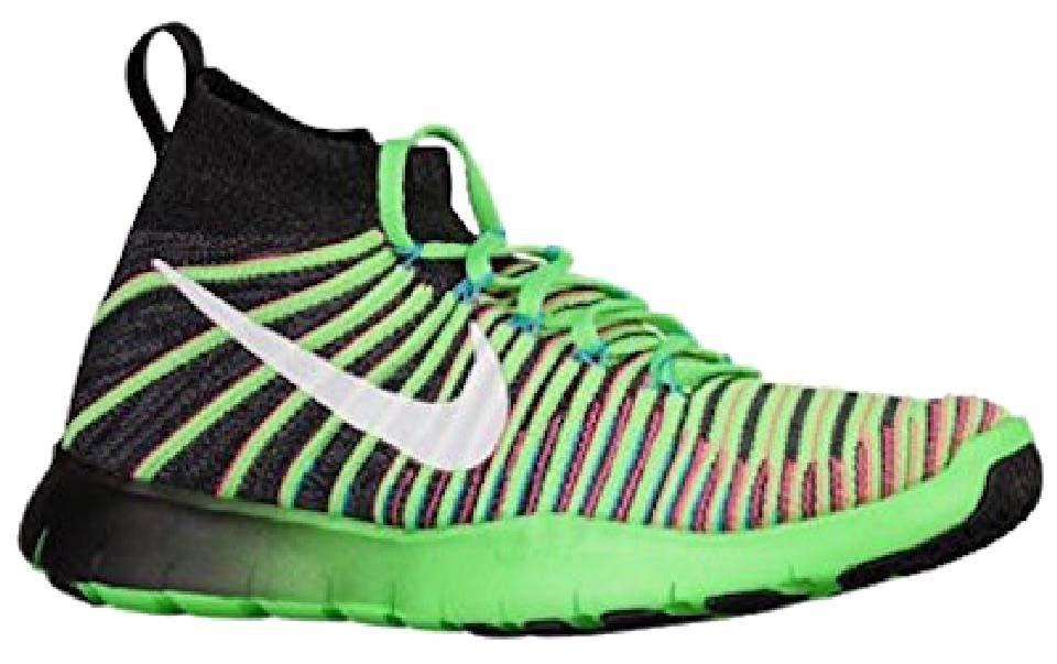 reputable site 32dbb 245d1 Nike Basketball Gifts For Men Nikefree Gifts For Him Running NEON GREEN AND  BLACK Athletic Image ...