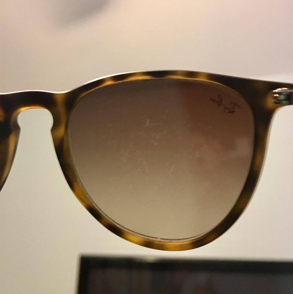 96ca3e925b0 Ray-Ban Brown Erica Sunglasses - Tradesy