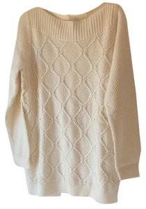 Ann Taylor LOFT Cotton Tunic New With Tags Nwt Sweater