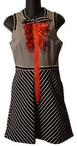 Byron Lars Beauty Mark Striped Party Anthropologie Dress