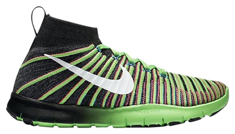 b38e8df08922 Nike Basketball Gifts For Men Nikefree Gifts For Him Running black and neon  green Athletic Image ...