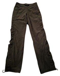 Athleta Athleta Lined La Viva Pants, Olive Green, Size 0