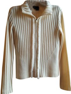 Etcetera Wool Mix Zip Sweater