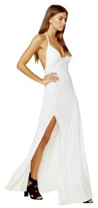 White Maxi Dress by Blue Life Maxi Slit Summer