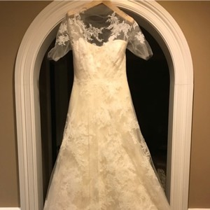 Vera Wang Bridal Esther Dress Wedding Dress
