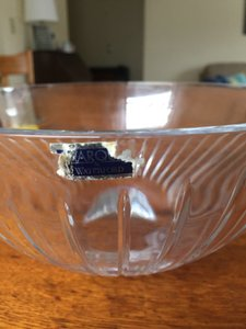 Marquee Waterford Crystal Bowl
