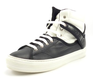 Salvatore Ferragamo Child's Leather High Top Sneakers