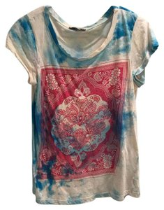 Urban Outfitters T Shirt Blue