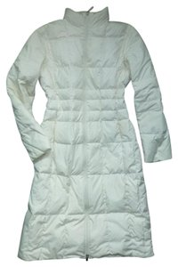 Lands' End Goose Down Reversible Puffer Machine Washable Coat