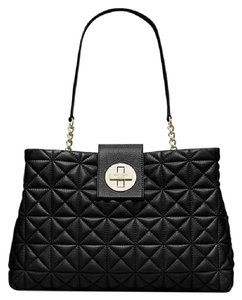Kate Spade Quilted Gold Shoulder Bag