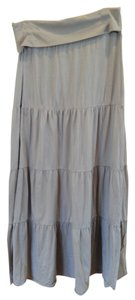 Michael Stars Maxi Skirt Gray