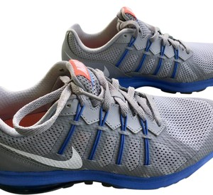 Nike GREY WITH BLUE Athletic