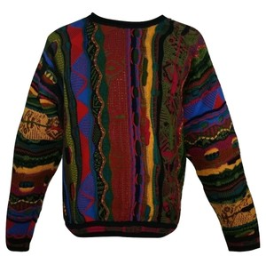 Coogi New Without Tags Mint Vintage Sweater