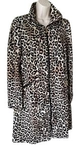 Chico's Leopard Coat