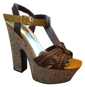 Bakers Yellow Sandals