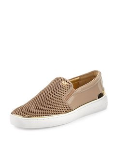 Michael Kors Bisque Flats
