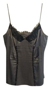 Diane von Furstenberg Top grey