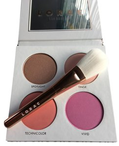 LORAC LORAC Limited Edition Cue the Confetti Palette with Brush