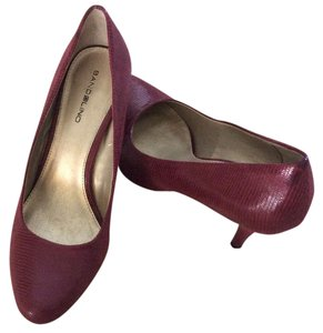 Bandolino burgundy Pumps